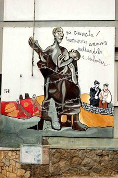 Murales - Orgosolo  Sa Rinascita-18