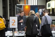 Routes In: Alternative Careers Fair – Festival at Tate Modern | Tate
