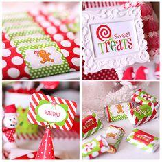 Candy Land Christmas Party | | Kara's Party IdeasKara's Party Ideas