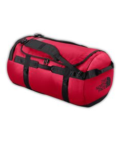 The North Face Base Camp Duffel Medium Größe: OneSize Farbe: red/black