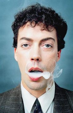 Tim Curry photographed by Art Kane 1981