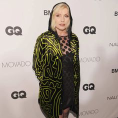 Debbie Harry Makes Us Want to Be 70 Already So We Can Look This Cool