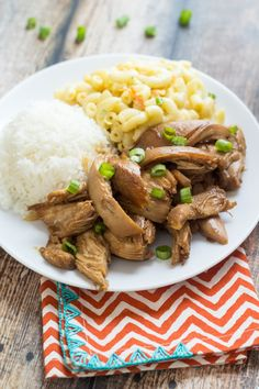 Hawaiian Shoyu Chicken - the recipe is so easy you can memorize it! #loveofleaves