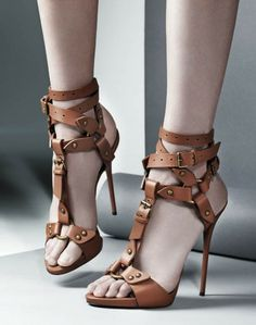 Guiseppe Zanotti Platform Sandals
