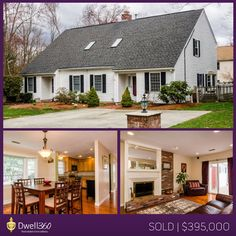 We wish the new owner much happiness in their new property! #sold #Natick #Boston #realestate #JohnLynch #EdwardJohnston #Dwell360