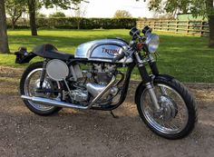 1972 Triton Cafe Racer For Sale - We Sell Classic Bikes