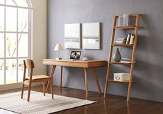 5 Simple Ways to Decorate Your Home Office - Decorating a home office can be overwhelming sometimes. These tips will help you get the best decoration for your home office to boost your productivity. Cozy Home Office, Home Office Desks, Home Office Furniture, Office Decor, Office Ideas, Office Designs, Furniture Movers, Office Set, Office Table