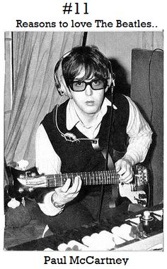 Reasons to love The Beatles #11 Paul McCartney