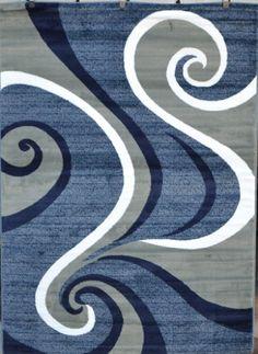 $80  0327 Blue White Pea Green 5'2x7'2 Area Rug Abstract Carpet Persian-Rugs,http://www.amazon.com/dp/B00985QPWK/ref=cm_sw_r_pi_dp_-Wyxsb1CBWZ8H3EF