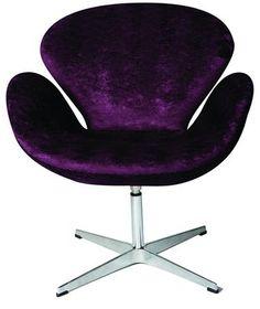 Poltrona Swan: http://www.modernidademoveis.com.br/poltronas?product_id=535#.UaUXl7XVAw0