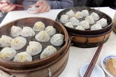 Xiao Long Bao of Shanghai, with ratings and location information!