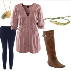 LOLO Moda: Fashionable Women Outfit