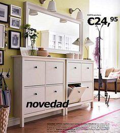 Mola que un zapatero pueda ser a la vez un mueble para decorar