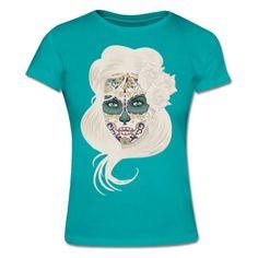 Lady Face Frauen T-Shirt