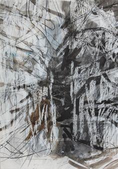 Original art for sale at pabloundpaul.de | o.T., 2014 by Christoph Lammers | 70x50 cm | 1.200,00 €