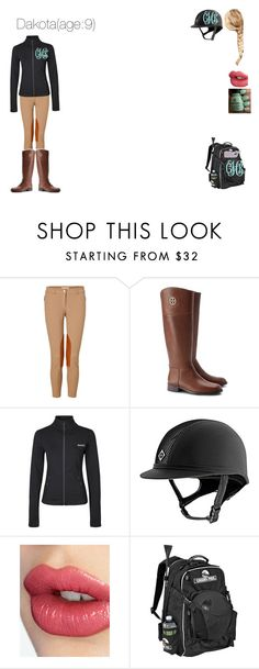 """""""Dakota-Horseback Riding Practice"""" by awanihouse ❤ liked on Polyvore featuring Michael Kors, Tory Burch, Bench, Charlotte Tilbury and Lilly Pulitzer"""