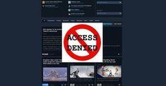 Akses Steam Community di China telah diblokir