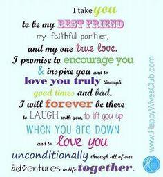 To my wonderful husband I love you so! ♥♥♥