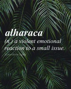 Spanish //al-a-ra-ca//