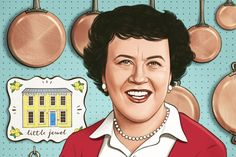 Julia Child's D. home had lost its luster. But it's getting ready to sparkle again. - The Washington Post Helen Green, Rachel Ray Recipes, Olive Street, Food Icons, Indiana Jones, Food Network Recipes, American History, Sparkle, Luster
