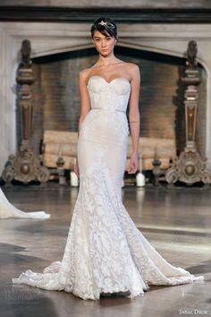 Inbal Dror Fall 2015 Wedding Dresses | Wedding Inspirasi