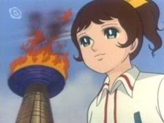 Mila kann lachen wie die Sonne über Fujijama... Kult!