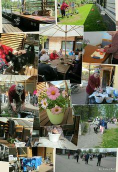 Kyllä niitä aurinkoisiakin kesäpäiviä on ollut! @ http://onninkodit.blogspot.fi/ #hyvaelama #yhdessa
