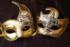 Venetian Masks - Telford Imports - Fine Imported Italian Ceramics and Giftware