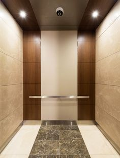 Eklund's Custom Elevator Interiors and Custom Elevator Cabs Cabin Interior Design, Modern Interior, Floor Design, House Design, Elevator Design, Elevator Lobby, Lift Design, Building Painting, White Industrial