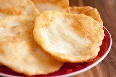 Pan frito, desde la masa hasta tu mesa