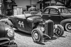 Jack is one of my favorite people and his '29 Roadster is one of my favorite cars. #survivor #hotrod #AV8