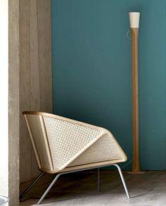 Cadeira Colony Skrivo - Foto: Gabriele Lemanski