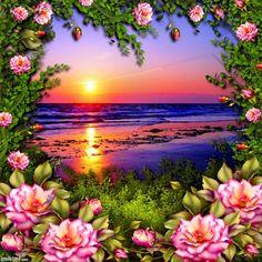 purple sunset -lissy005