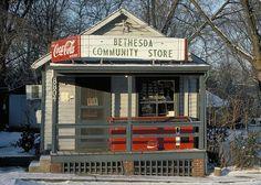 Browns Store Bethesda