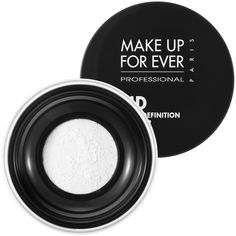 i'm out! HD Microfinish Powder - MAKE UP FOR EVER | Sephora