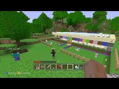 Minecraft Xbox - Quest To Kill The Ender Dragon - Secret Identities - Part 2 - YouTube