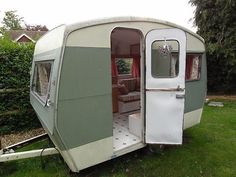 Fantastic Vintage Caravans For Sale As Part Of A Custom Restoration Project