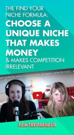 [VIDEO] The Find Your Niche Formula: How to Choose a Unique Niche That Makes…