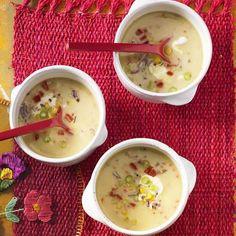 Maissuppe (Chilatole)