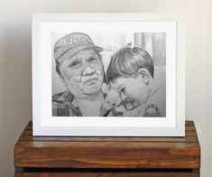 Charcoal paintings and pencil portraits from photos Pencil Sketch Portrait, Portraits From Photos, Hand Sketch, Stay Calm, Draw Your, Charcoal, How To Draw Hands, Christmas Gifts, Museum