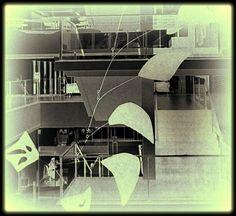 Calder Stairway enhancement #16, via Flickr.