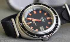 Dive Watch Wednesday: The Long-Awaited Return of the Zodiac Sea Wolf