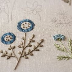 Embroidery Patterns, Hand Embroidery, Stitch, Artist, Instagram, Inspiration, Videos, Amigurumi, You're Welcome