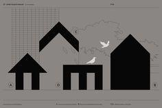 Enter Arkitektur - Visual Identity & Website by Lundgren Lindqvist Design Development Identity Design, Visual Identity, Logo Design, Graphic Design, Brand Identity, Adobe Photoshop, Adobe Illustrator, Brand Guidelines Design, Brand Architecture