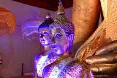 Buddha Head Wall Art Metal Prints — Wat Pa Khao Chiang Mai Thailand — metal wall art, metal photo prints, metal photos, Buddha pictures
