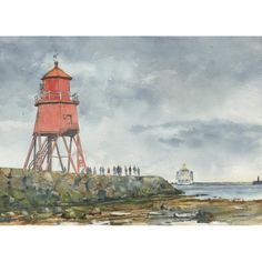 The Groyne at South Shields