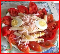 Pasta Recipes, Real Food Recipes, Salad Recipes, Cooking Recipes, Healthy Recepies, Tasty, Yummy Food, Food Presentation, Food To Make