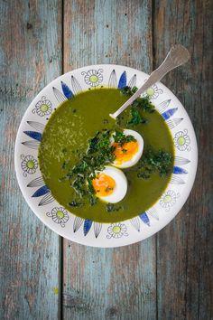 grønnkålsuppe
