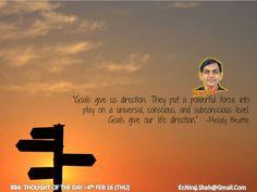 884: THOUGHT OF THE DAY –4th FEB 2016 (THU)   #ArihantSatiate   #NirajShah (er.niraj.shah@gmail.com)