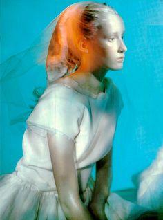 Episodi Photographer- Paolo Roversi- Vogue Italia January 1998